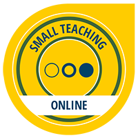 Small Teaching Badge